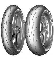 Dunlop moto pnevmatika190/55R17 QUALIFER II DOT 2409