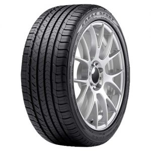 Goodyear guma 285/45R20 112H EAG SP AS AOE ROF FP