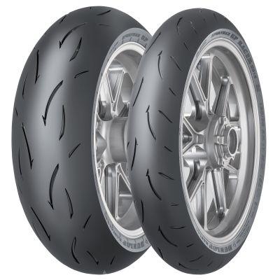 Dunlop moto pnevmatika 120/70ZR17 (58W) TL SX GP RACER D212 S