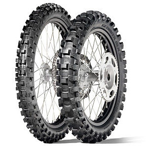 Dunlop moto pnevmatika 60/100R10 33J TT GEOMAX MX3S F
