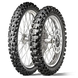 Dunlop moto pnevmatika 110/90R19 62M TT GEOMAX MX52