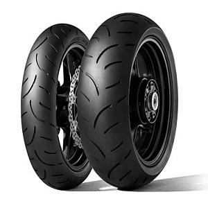 Dunlop moto pnevmatika 120/70ZR17 (58W) TL SPMAX QUALIFIER II