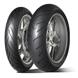 Dunlop moto pnevmatika 160/60ZR18 (70W) TL SPMAX ROADSMART II